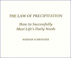 The Law of Precipitation