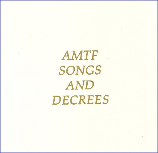 AMTF Songs and Decrees