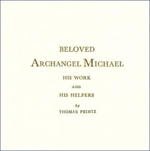 Beloved Archangel Michael