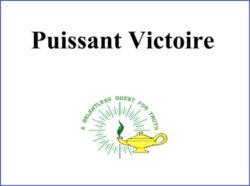 Puissant Victoire