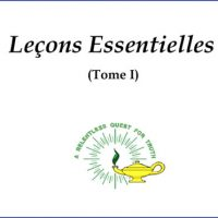 Leçons Essentielles (Tome I)