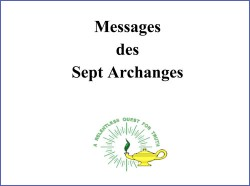 Messages des Sept Archanges