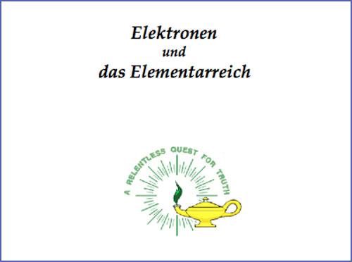 Elektronen und das Elementarreich