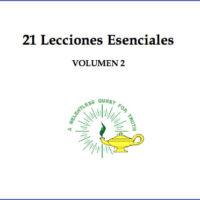 21 Lecciones Esenciales Volumen 2