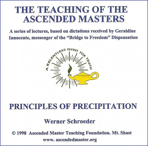 Principles of Precipitation