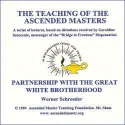 Partnership With The Great White Brotherhood